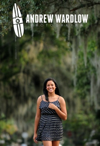 panama city senior portrait photographer