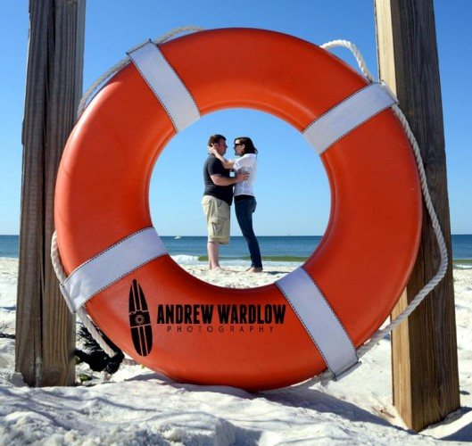 Panama City Beach Wedding Proposal Photographer